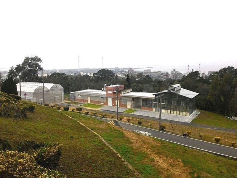 植物所溫室實驗場區