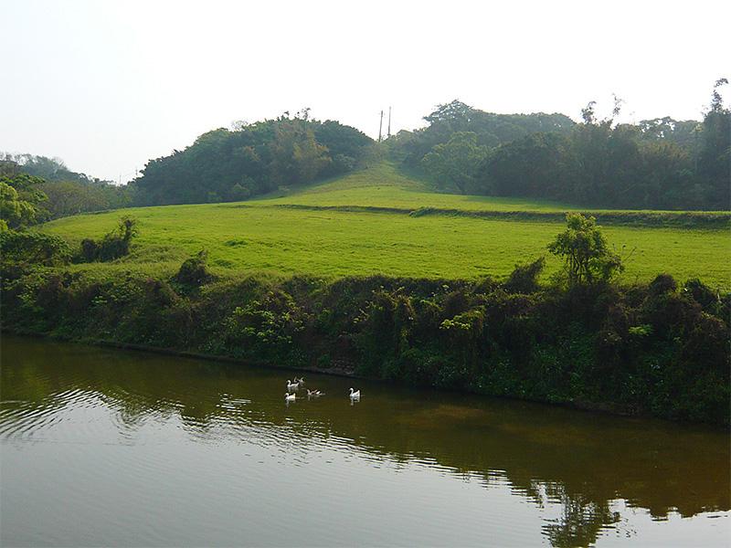 水池草原區